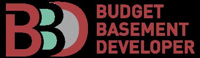 Budget Basement Developer Logo